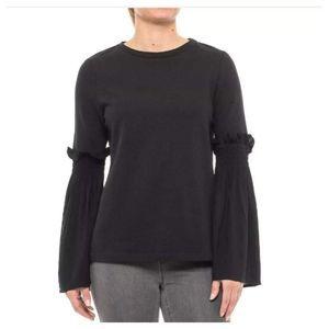 BEACHLUNCHLOUNGE Large Bell Sleeve Sweatshirt